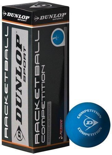 Dunlop Competition Balles de racquetball