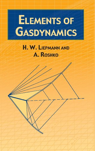 - Elements of Gas Dynamics (Dover Books on Aeronautical Engineering)