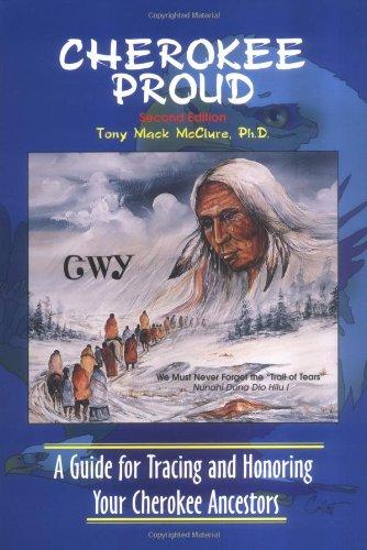 Cherokee Proud Tracing Honoring Ancestors