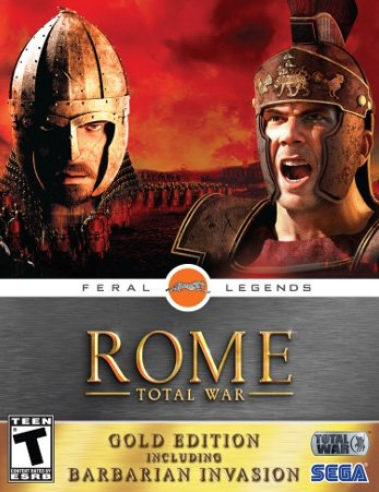 Rome: Total War Gold Edition [Mac Download]