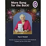 Marti Michell Books-More Bang For The Buck!