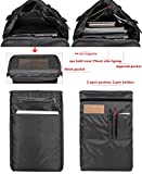 Leaper Water-Resistant Laptop Backpack Travel Bag
