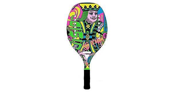 Vision Pala de Tenis Playa KING OF 2018: Amazon.es: Deportes y ...