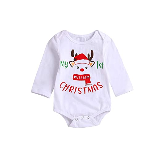 45ab3f010781 Amazon.com  OCEAN-STORE Christmas Toddler Baby Boys Girls 3-24 ...