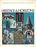 img - for Heritage & Horizons (Houses & Architecture Parkersburg, West Virginia) book / textbook / text book