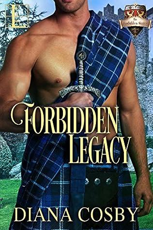book cover of Forbidden Legacy
