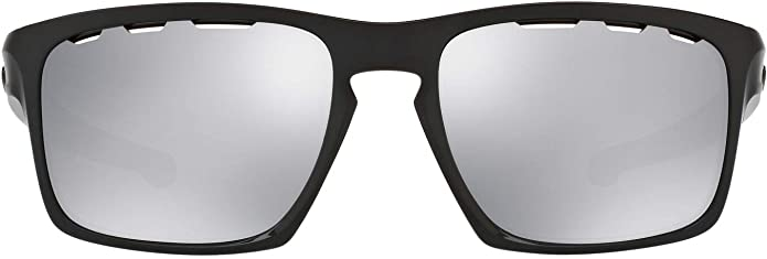Oakley Sunglasses Sliver Vented Polished Black Chrome