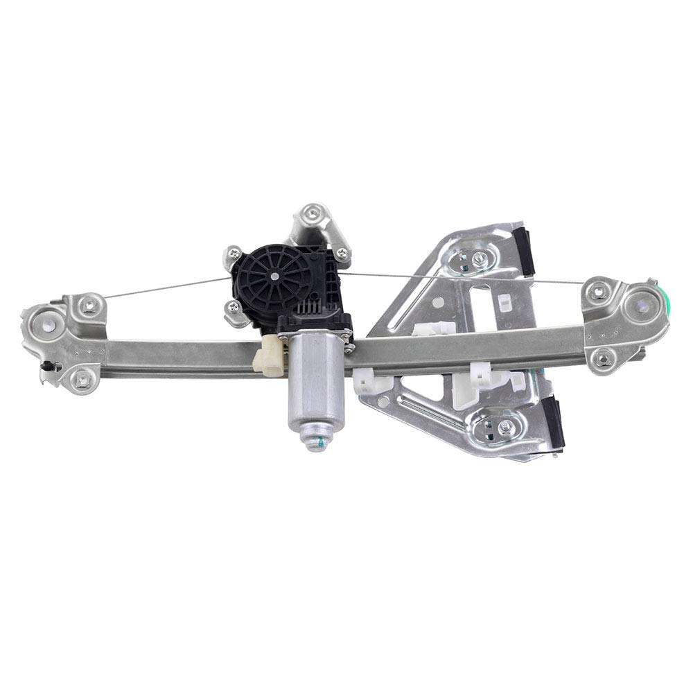 cciyu Power Window Lift Regulator with Motor Assembly Rear Right Passengers Side Replacement fit for 2003-2007 Cadillac CTS 15277679 123785-5210-1616376371