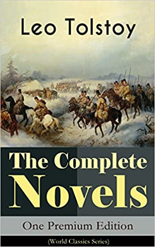 Last ned engelsk bok pdfThe Complete Novels of Leo Tolstoy in One Premium Edition (World Classics Series): Anna Karenina, War and Peace, Resurrection, Childhood, Boyhood, Youth, ... (Including Biographies of the Author) (Norwegian Edition) FB2