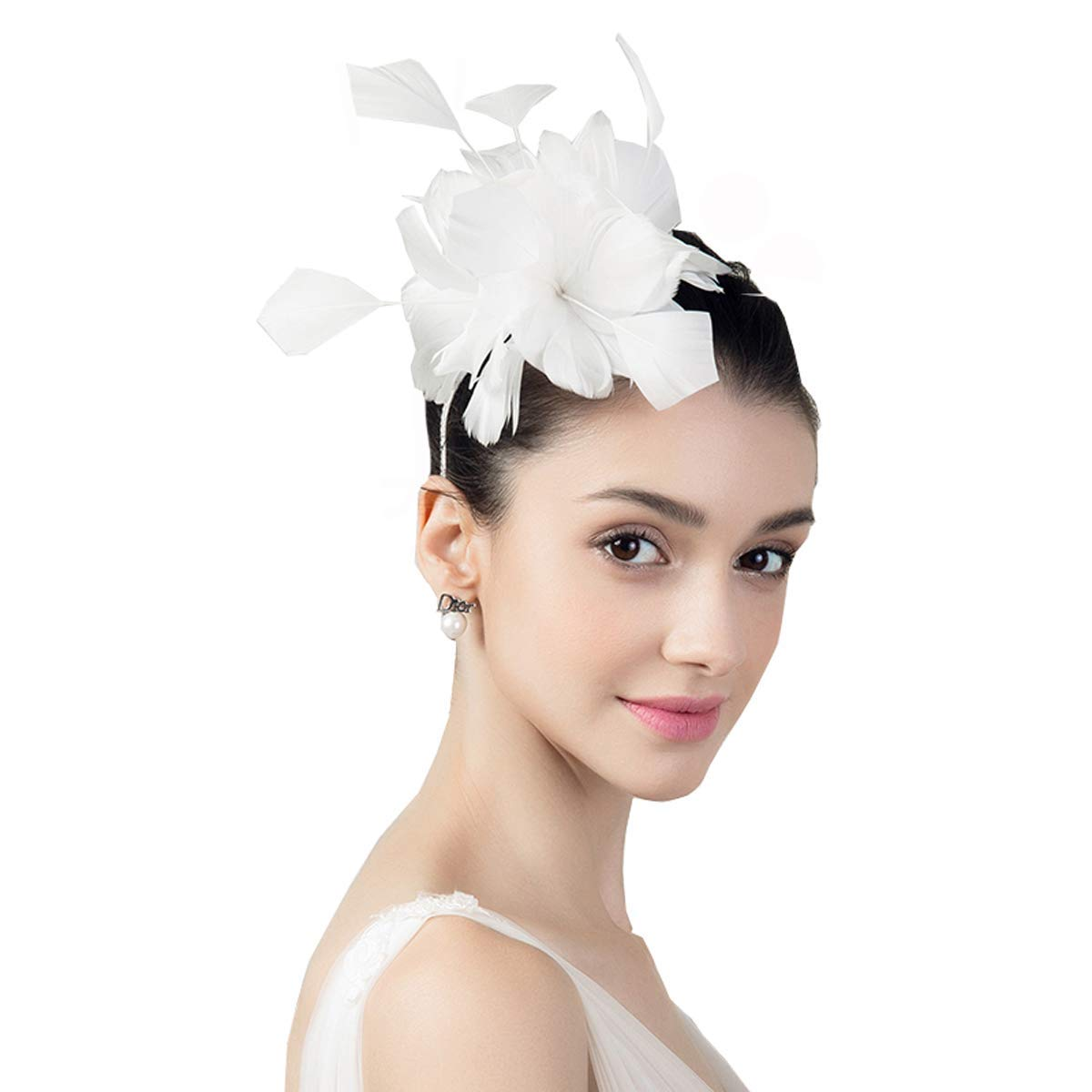 Fashion Four Seasons Headband Wedding Accessory, Banquet Focus, Fashion Wild (Color : -, Size : -)