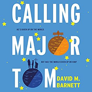 Calling Major Tom Audiobook