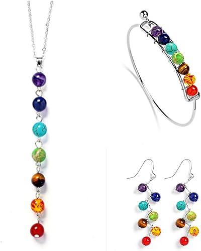 Natural Gemstone Silver Plated Leopard Reiki Chakra Pendant Charm Beads