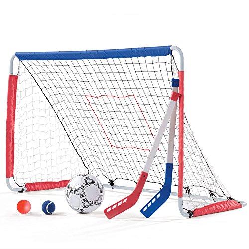 Kickback Soccer Goal - 9