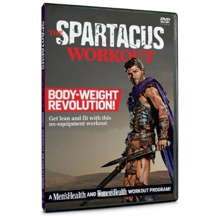 The Spartacus Workout Body Weight Revolution (Spartacus Dvd Tv Series)