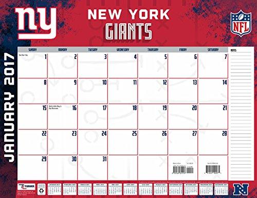 new york giants calendar - 2