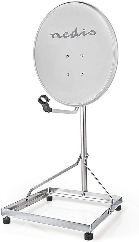 TronicXL Soporte para antena parabólica o balcones, soporte ...