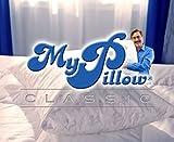 My Pillow Classic Series Bed Pillow, Standard/Queen Size, Medium by MyPillow Inc