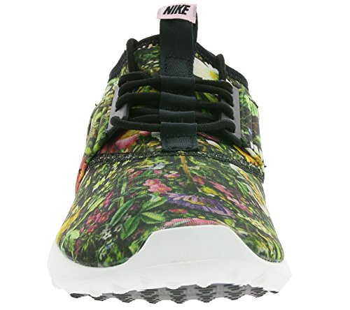 Hardloopschoenen Voor Dames, Kleur Bloemen, Nike Merk, Het Model Van Vrouwen Loopschoenen Nike Nike Verjonging En Se Kleuren Bloemen 003blk / Sum