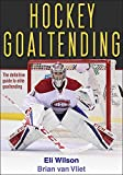 img - for Hockey Goaltending book / textbook / text book