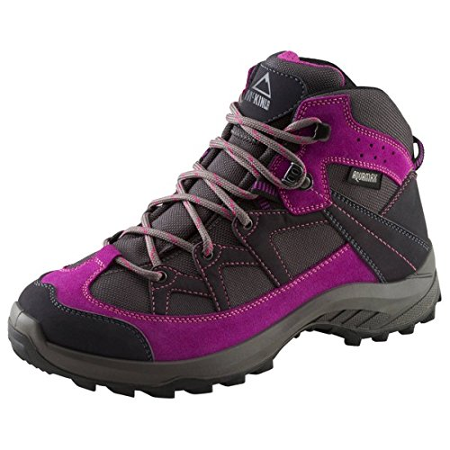 McKinley Discover Mid Aqx W Trekking Femme 245935Anthracite * UVP 109,9937,0