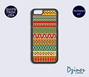 iPhone 6 Case - 4.7 inch model - Tribal Aztec Design iPhone Cover