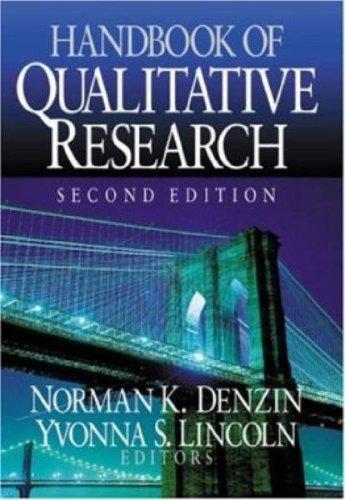 handbook of qualitative research