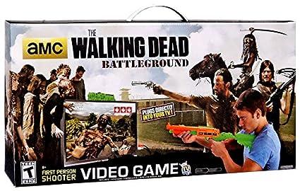 The Walking Dead AMC TV Series Battleground Video Game