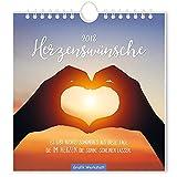 Herzenswünsche 2018: Postkartenkalender