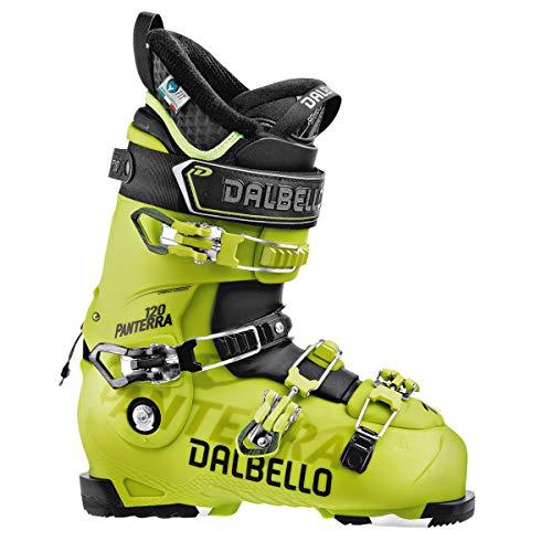 Dalbello Panterra 120 Ski Boots Acid Yellow 29.5