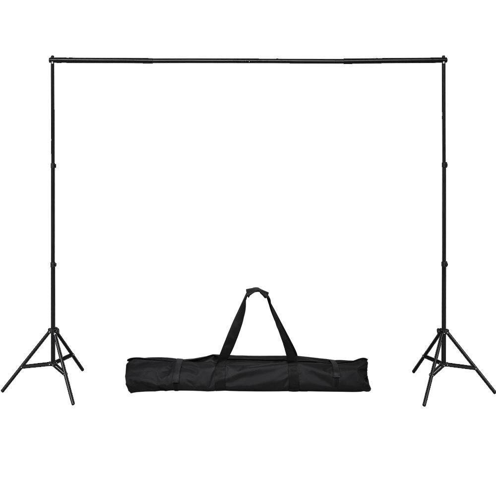 GTAPhotoStudio Photo VIdeo 6ft (H) x 6ft (W) Backdrop Background Stand Support Kit GTA Photo Studio (Toronto) 6b6