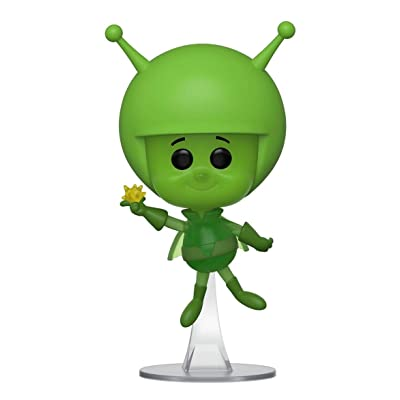 Funko POP! The Flintstones #743 - The Great Gazoo Glow in The Dark ECCC 2020 Shared Exclusive: Toys & Games