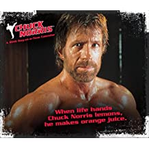 Chuck Norris  2016 Day-at-a-Time Box Calendar