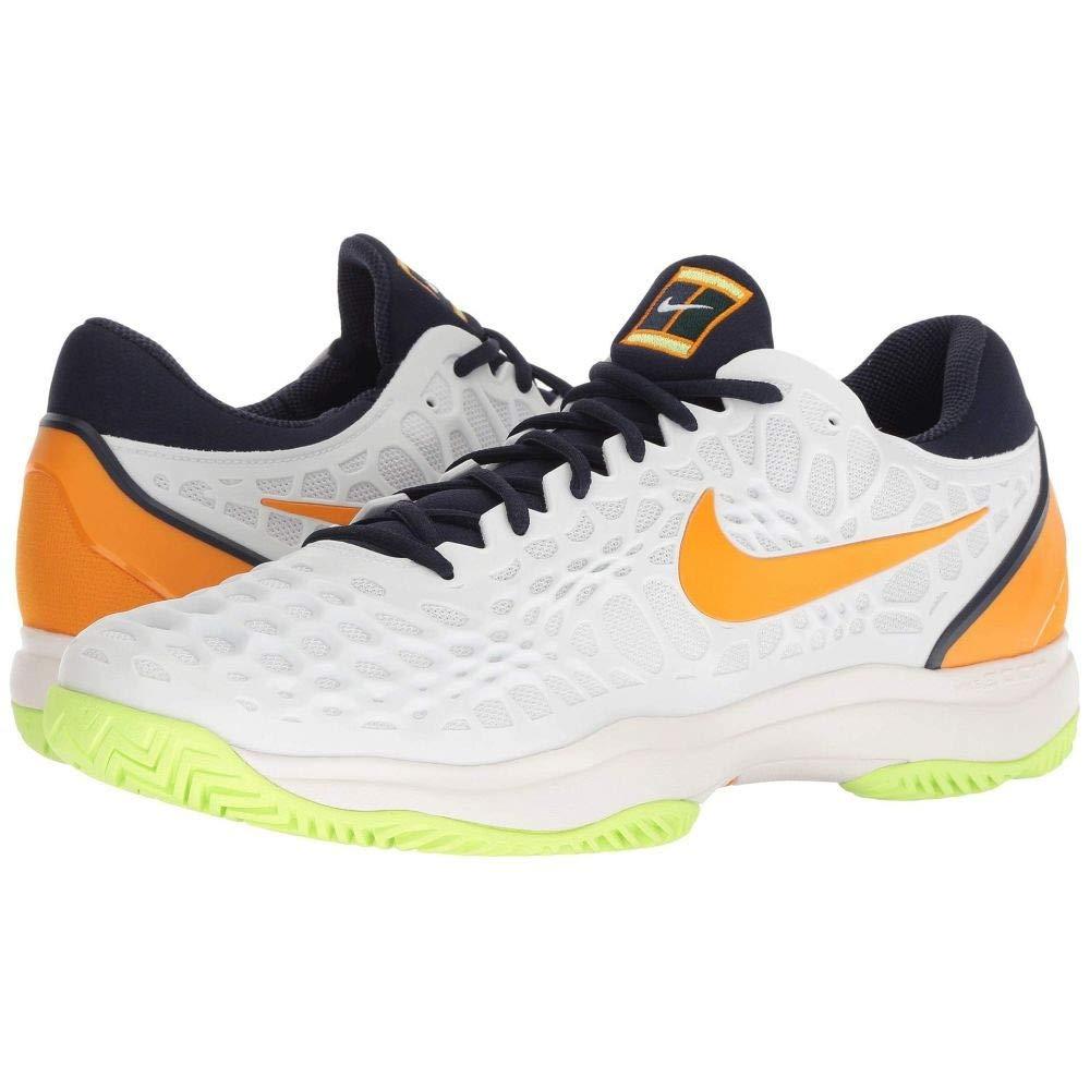 (ナイキ) Nike メンズ テニス シューズ靴 Zoom Cage 3 HC [並行輸入品] B07J1PCKLH 10-DM