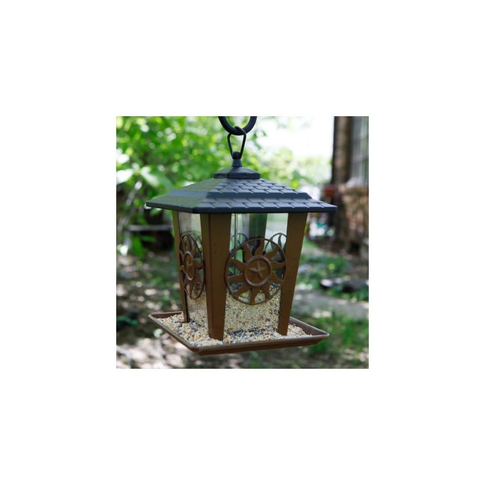Perky Pet Sun and Star Bird Feeder Patio, Lawn & Garden