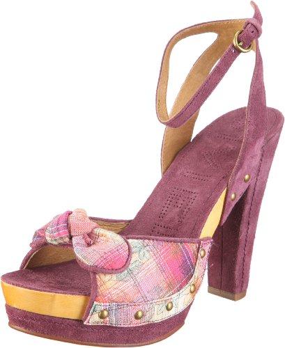 Biviel Sandal 2965 Damen Sandalen/Fashion-Sandalen Violett/WINE