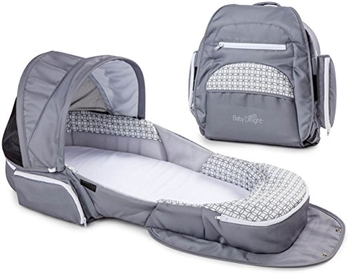 baby-delight-snuggle-nest-traveler-xl-geo-hex-gray-white
