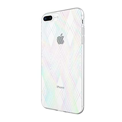 1892ebc6688a2 iPhone 8 Plus, iPhone 7 Plus, iPhone 6/6s Plus Case, Incipio [Scratch  Resistant] [Design Series] Holographic Prisms Case for iPhone 8+, iPhone  7+, and ...