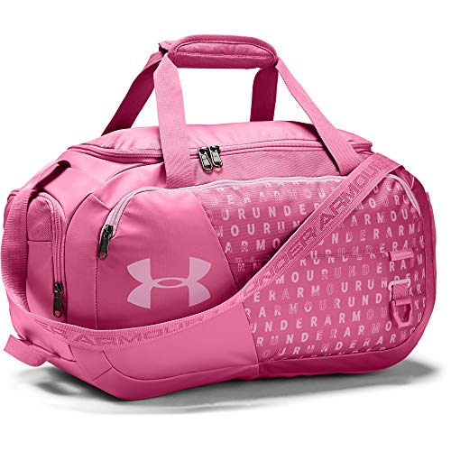 Under Armour Undeniable Duffle 4.0, Pace Pink/Pink Fog, X-Small