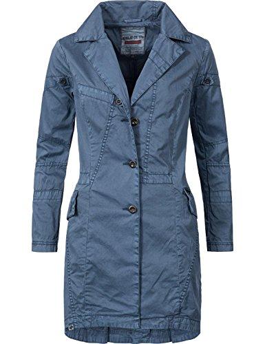 Khujo - Abrigo - para Mujer Azul