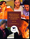 Principles & Strategies of successful learning EDCP 100 Second Custom Edition for University of Maryland University College, , 0558699820