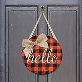 ORIENTAL CHERRY Fall Wreaths for Front Door