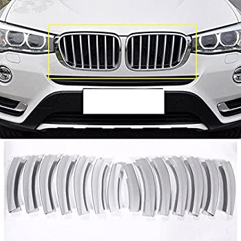 Amazon Com Abs Front Grill Trim Decoration Stripes Kidney