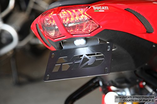 Fender Eliminator Kit for Ducati Streetfighter 2009-2015