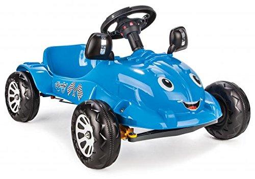 /Pedal Herby Car de Coche Siva 07302/ Color Azul
