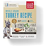 Honest Kitchen The Human Grade Dehydrated Organic Grain Turkey Dog Food, 4 lb - Keen