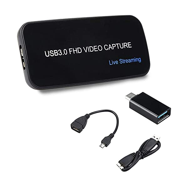 Velocap U1m HDMI USB3 Video Capture Card Mac //Linux //Android// 4K30hz