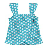 i play. 2pc Ruffle Tankini Swimsuit Set with Snap