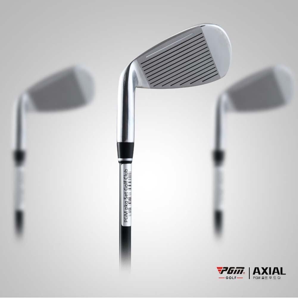 Juego de palos de golf júnior, con bolsa de soporte: Amazon ...