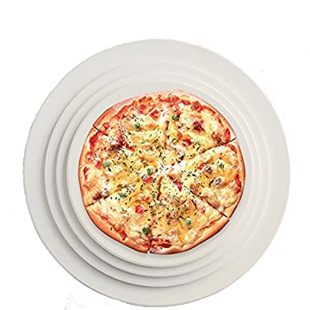FunnyToday365 12 Pizza Piedra horno Pan para interior horno ...