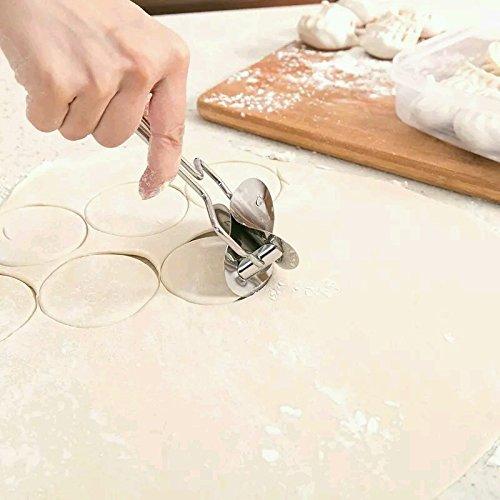 Mangocore Stainless Dumpling Ravioli Cooking